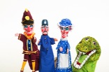 Puppet troupe